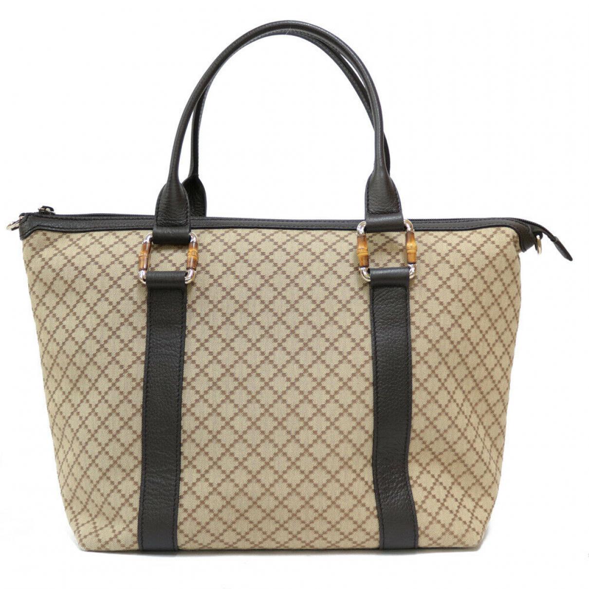 Gucci - Sac a main   pour femme en cuir
