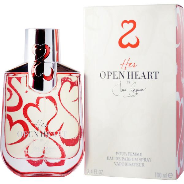 Her Open Heart - Jane Seymour Eau de parfum 100 ml
