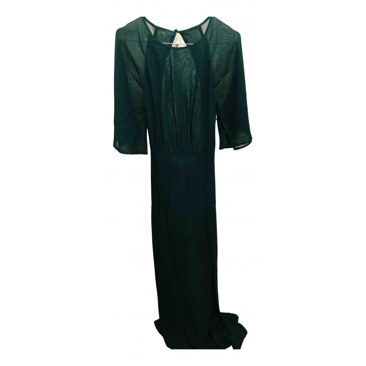 Reformation \N Green dress for Women 38 IT
