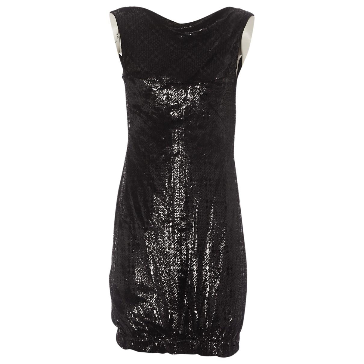 Mini vestido de Terciopelo Chanel