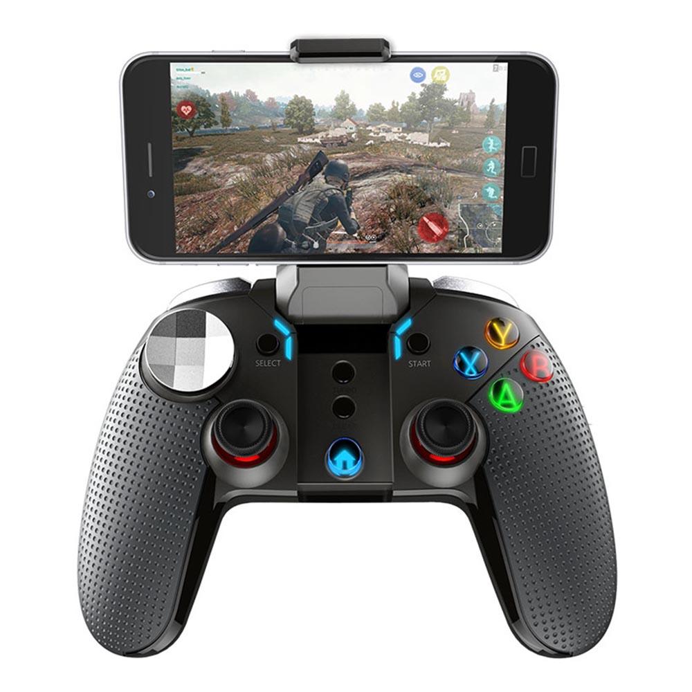 Ipega PG-9099 Wolverine Bluetooth Gamepad Dual Motor Turbo Support 6.2' Android Smart Phone/PC - Black