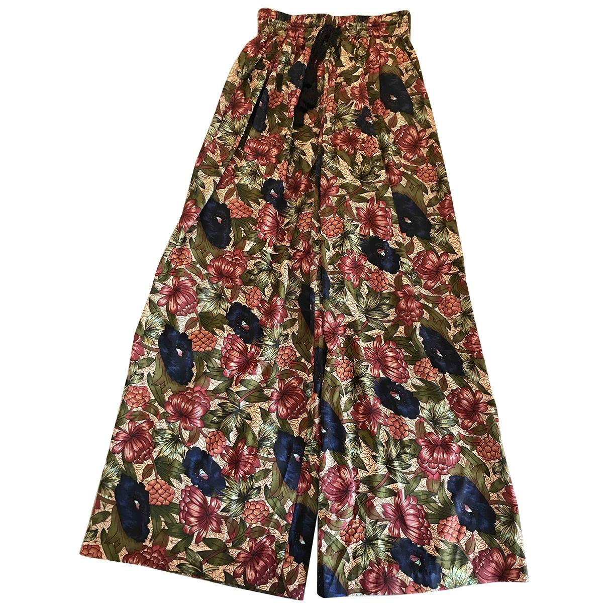Zara - Pantalon   pour femme - multicolore