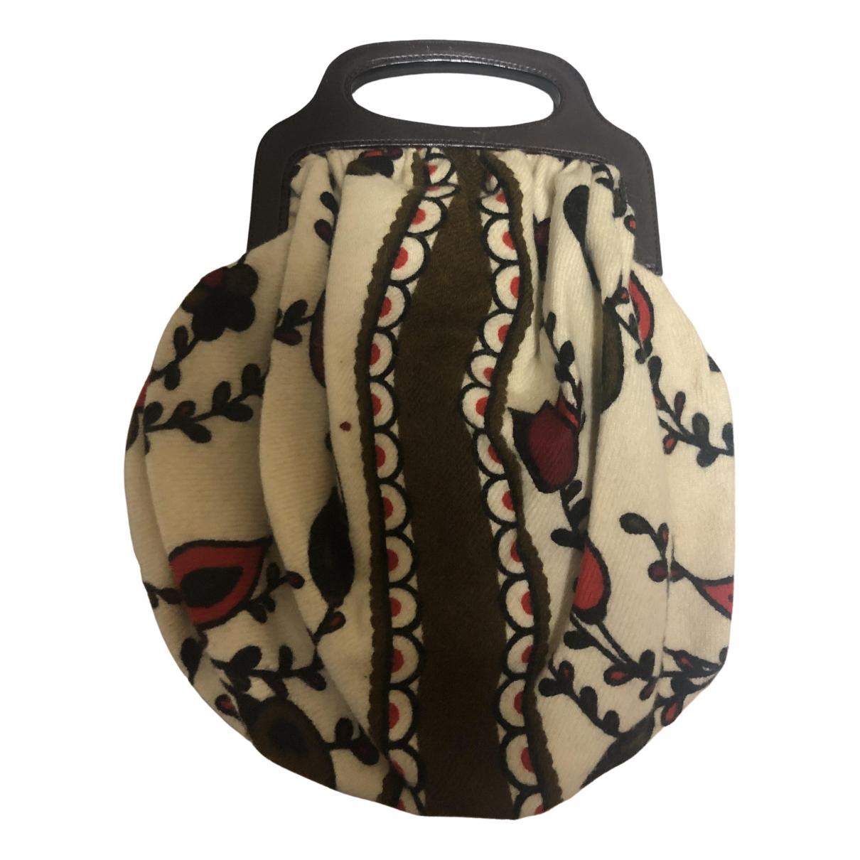 Miu Miu \N White Wool handbag for Women \N