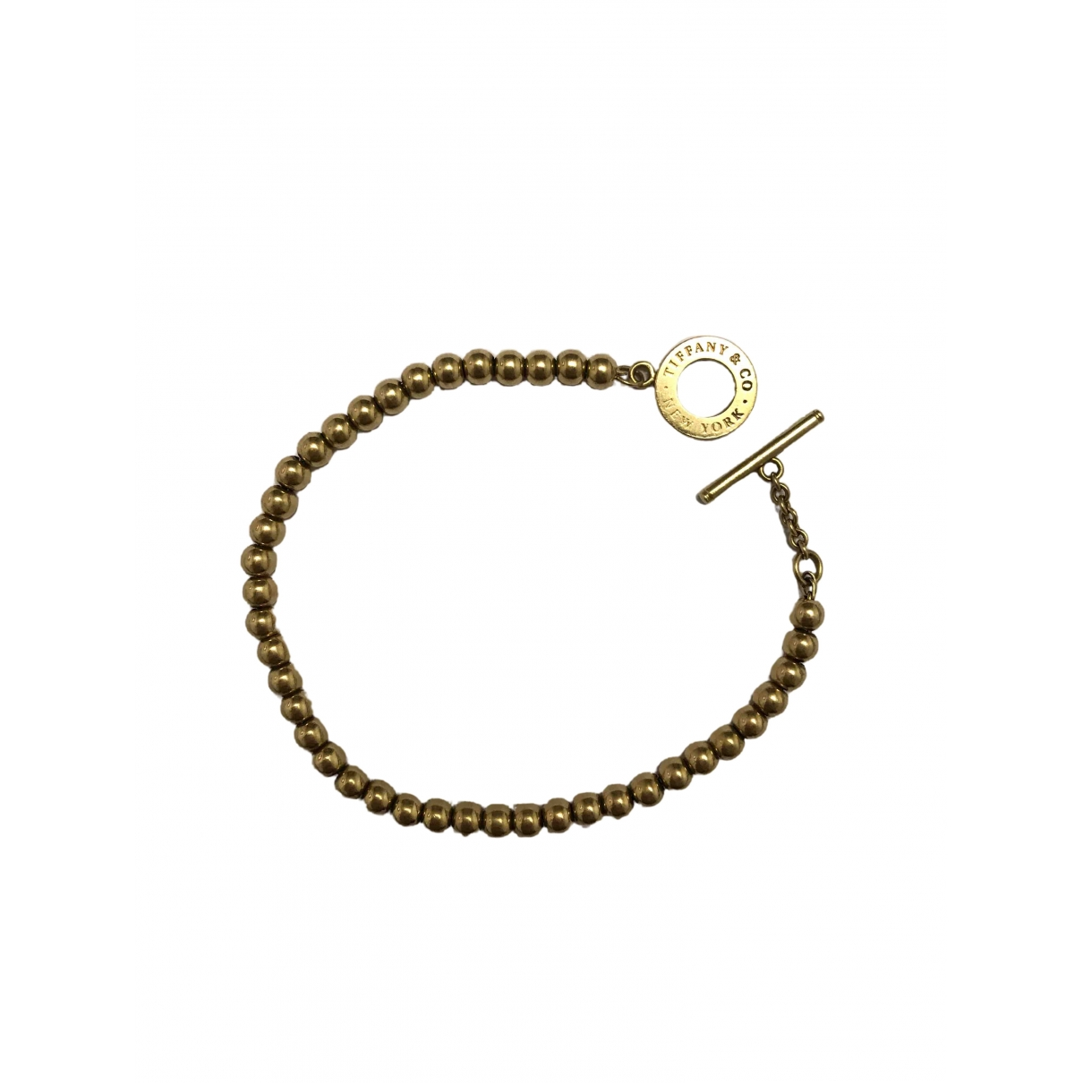 Tiffany & Co \N Armband in  Gold Gelbgold