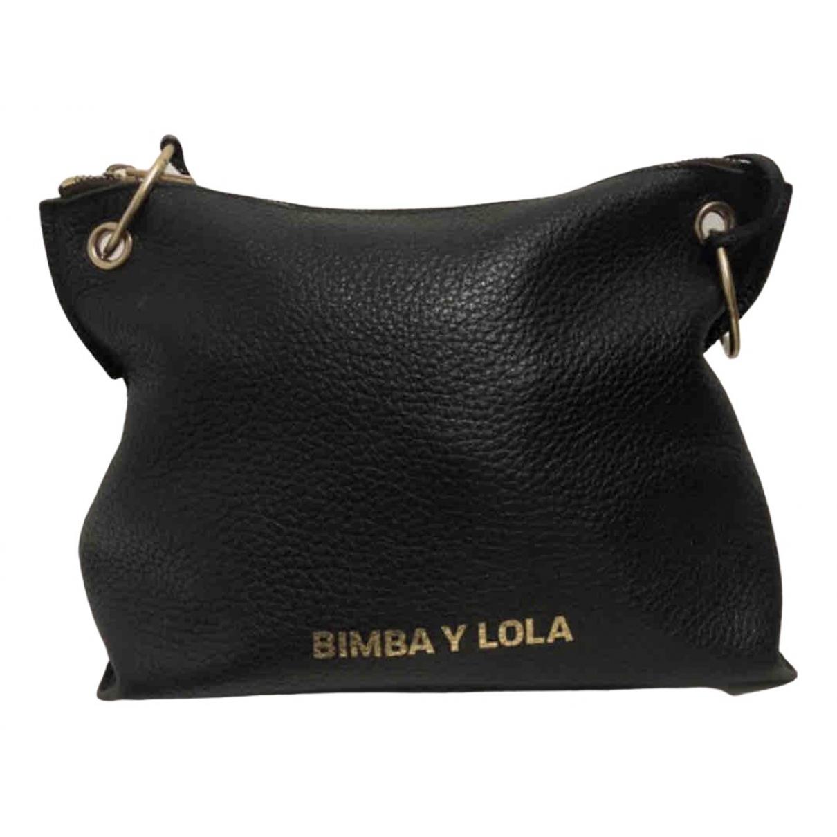 Pochette de Cuero Bimba Y Lola