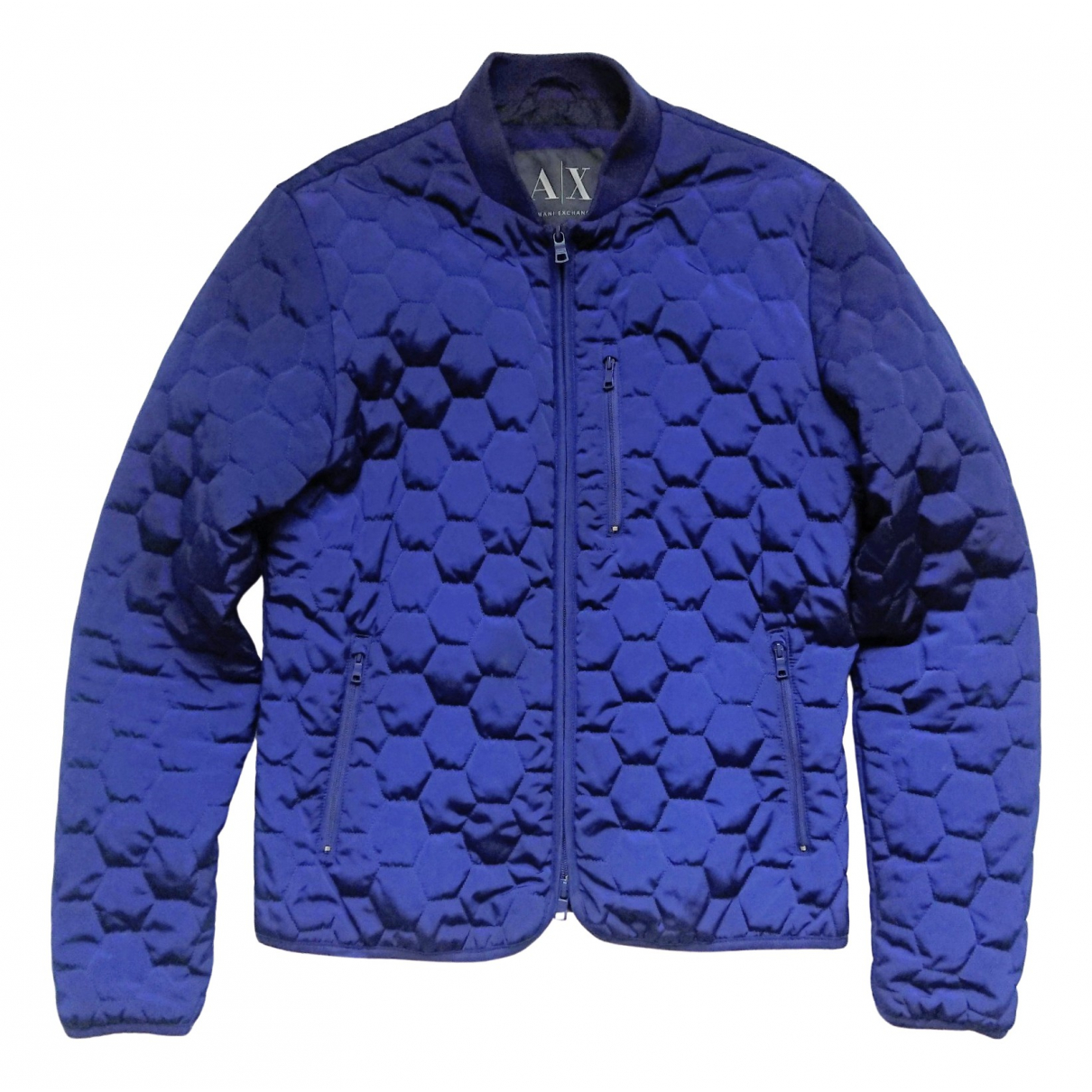 Emporio Armani \N Blue jacket for Women M International