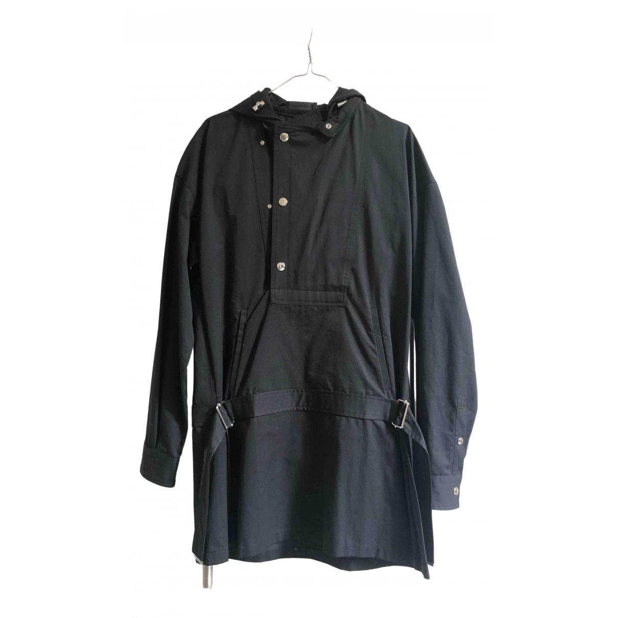 Diesel Black Gold \N Kleid in  Schwarz Baumwolle