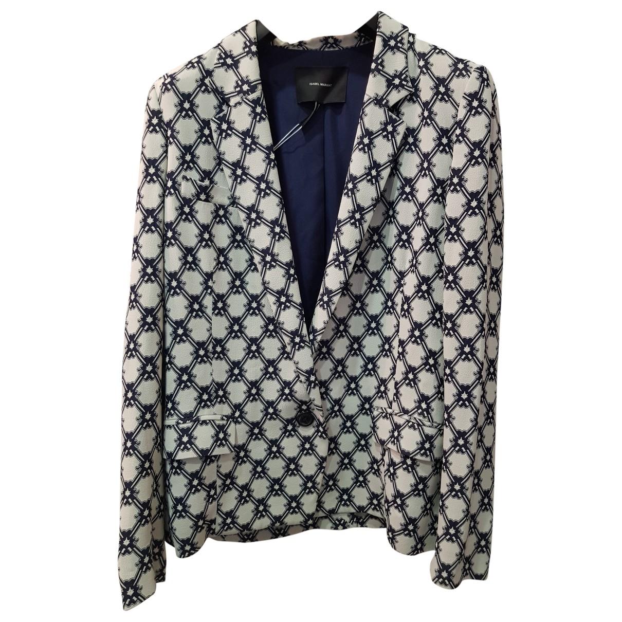 Isabel Marant \N Blue jacket for Women 38 FR
