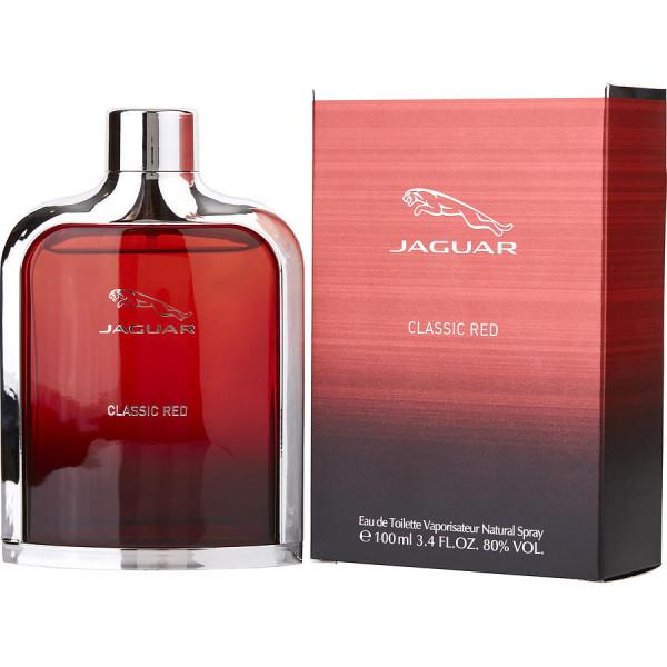 Jaguar Classic Red - Jaguar Eau de Toilette Spray 100 ML