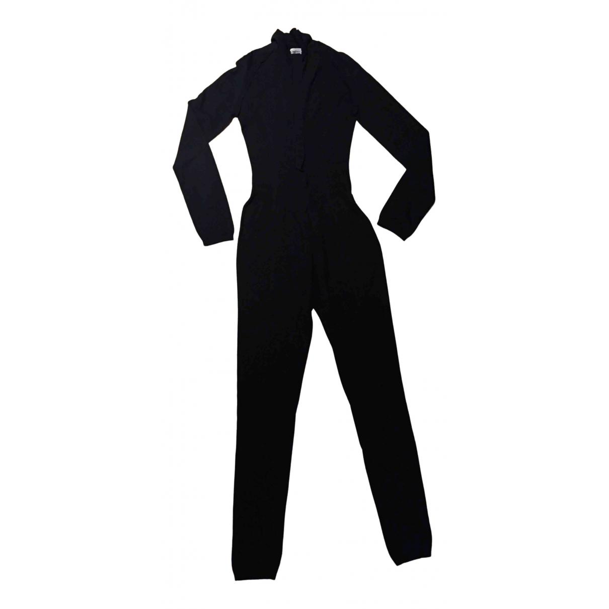 Yves Saint Laurent - Combinaison   pour femme en laine - noir
