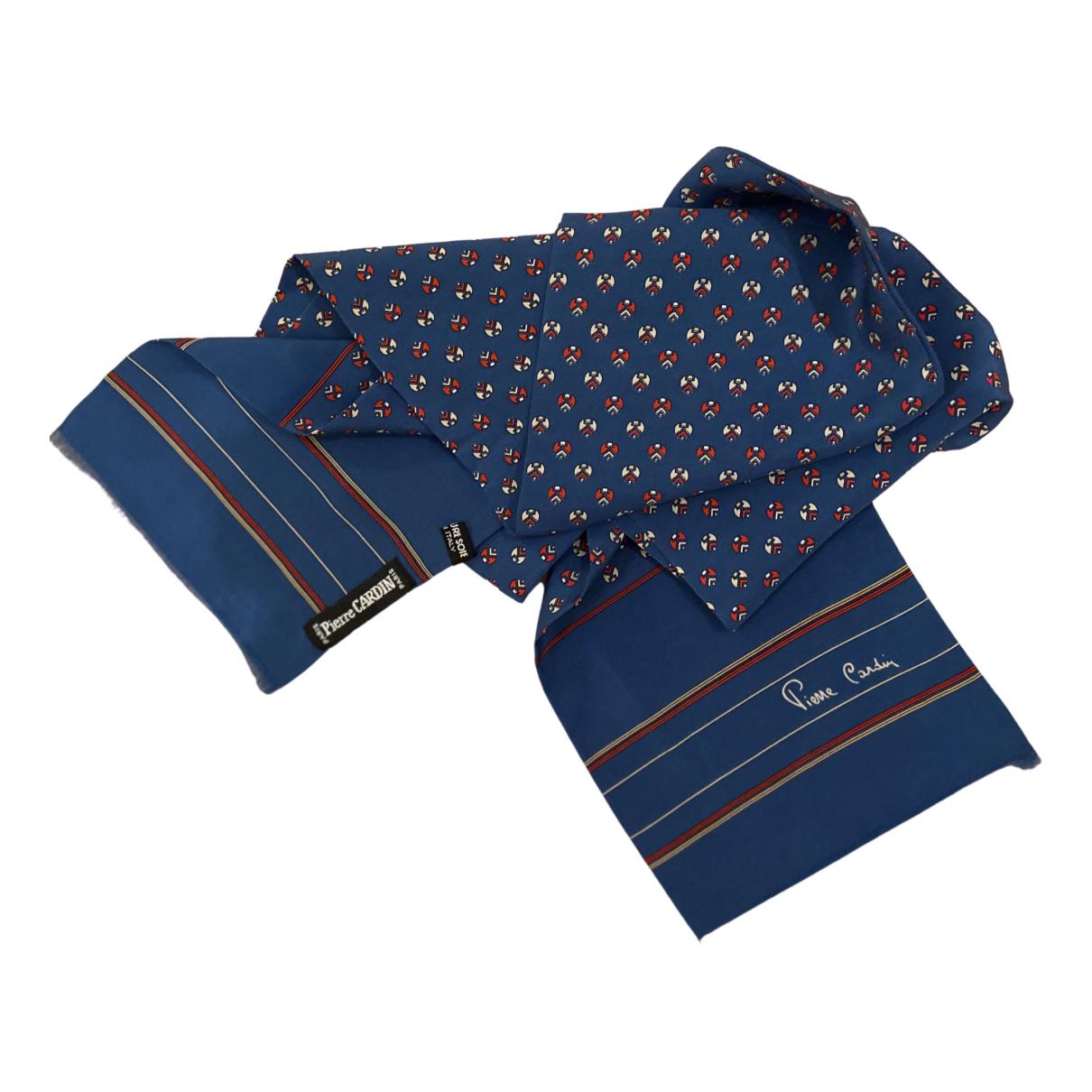 Pañuelo / bufanda de Seda Pierre Cardin