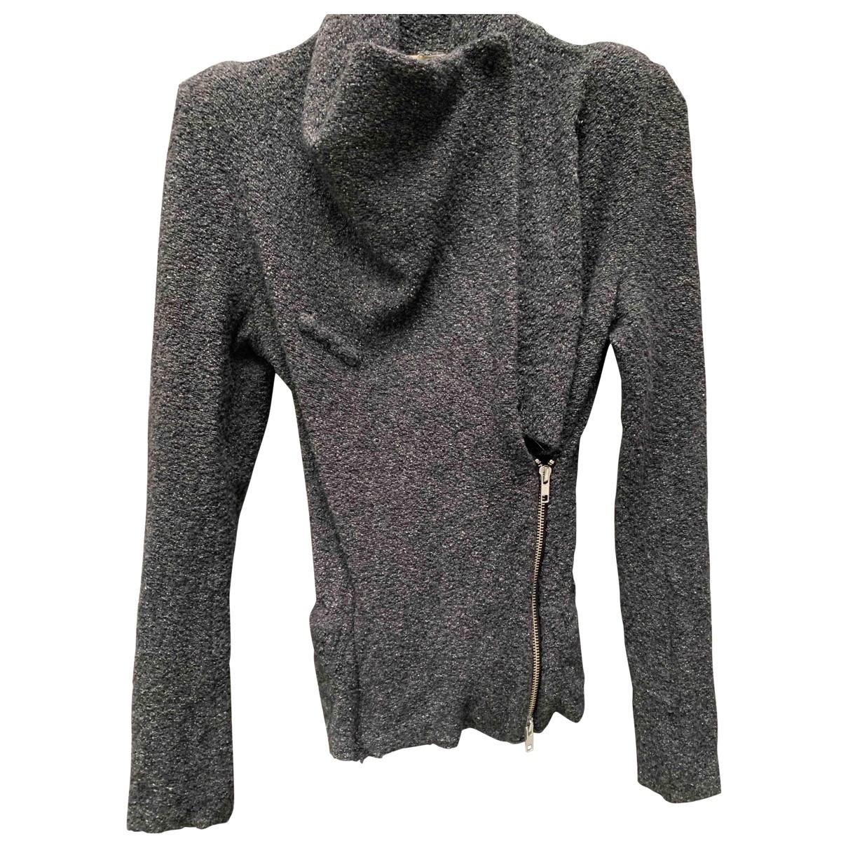 Isabel Marant Etoile - Veste   pour femme en laine - anthracite