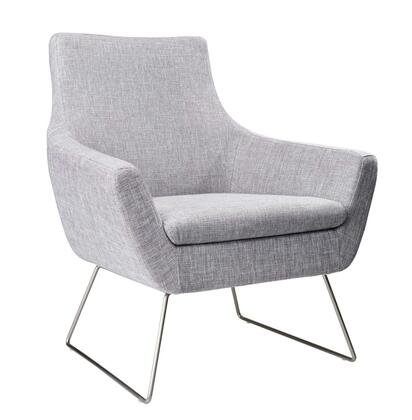 GR2002-03 Kendrick Chair Seating  Light Grey