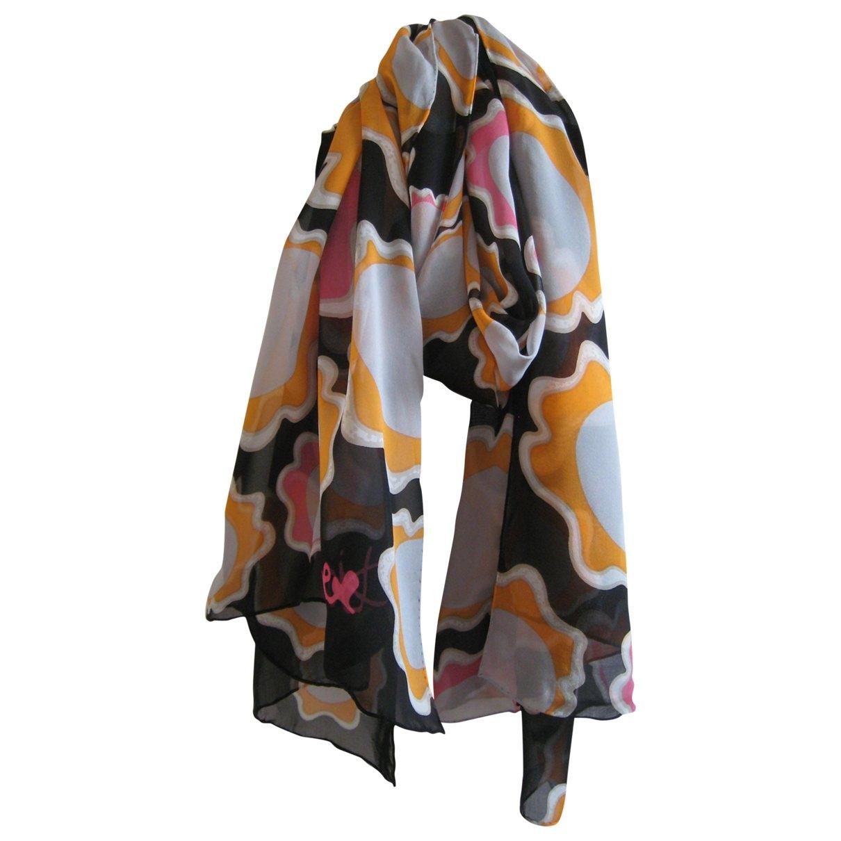 Diane Von Furstenberg - Foulard   pour femme en soie - multicolore