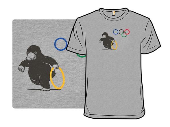 Fantastic Rings T Shirt