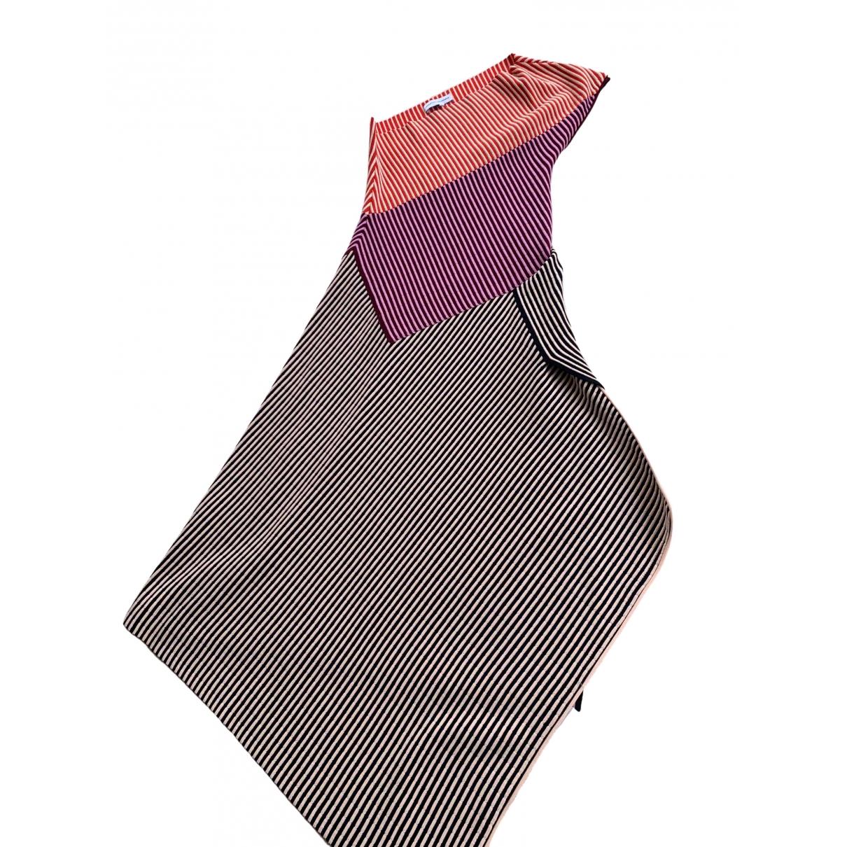 Jonathan Saunders - Robe   pour femme en coton - elasthane - multicolore