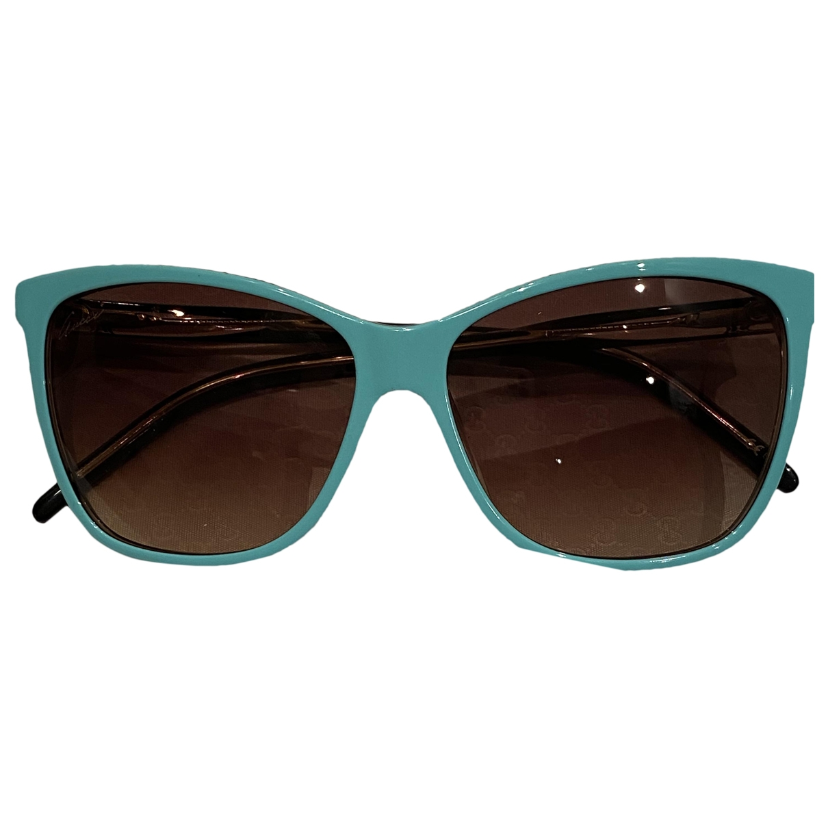 Gucci \N Turquoise Sunglasses for Women \N