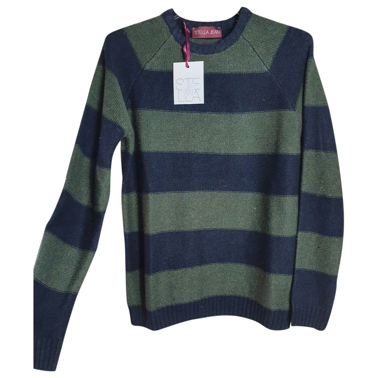 Stella Jean \N Multicolour Wool Knitwear for Women 40 IT