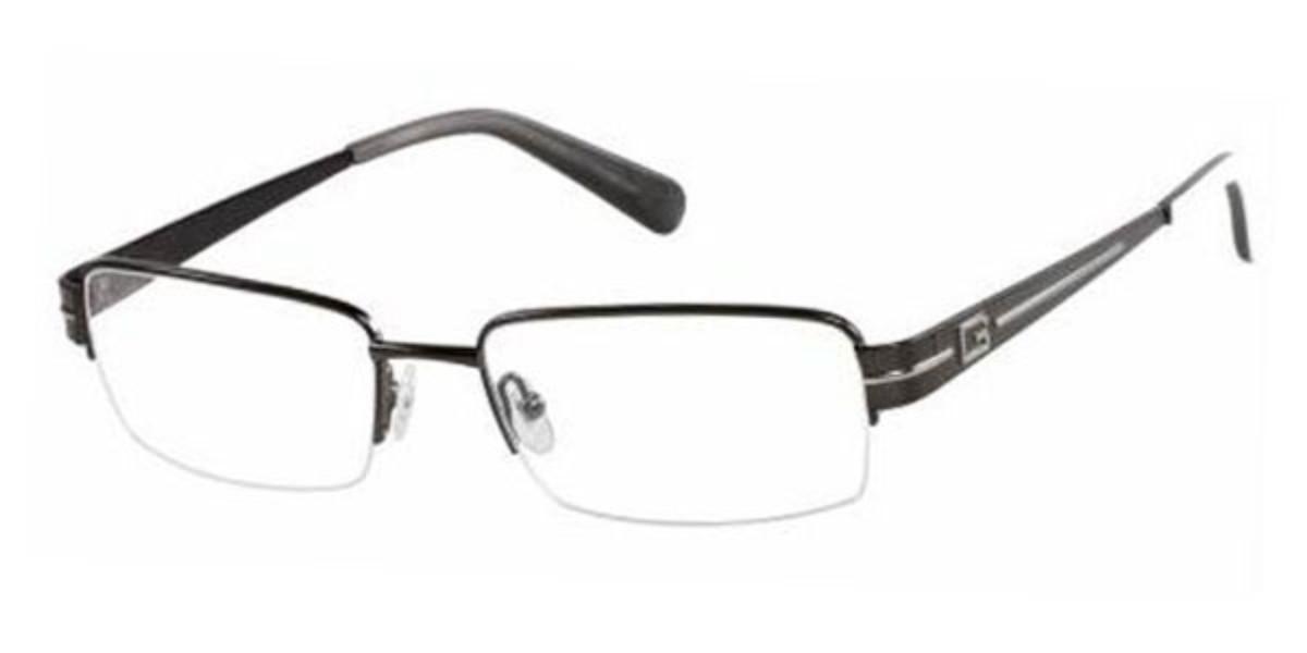 Guess GU 1824 J14 Men's Glasses Grey Size 54 - Free Lenses - HSA/FSA Insurance - Blue Light Block Available
