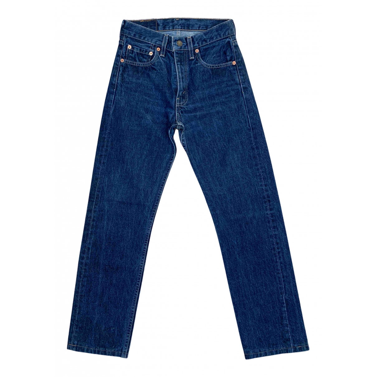 Levi's N Blue Denim - Jeans Jeans for Women 26 US
