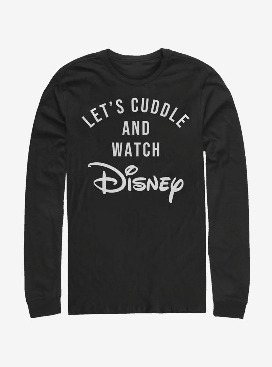 Disney Cuddles Long-Sleeve T-Shirt