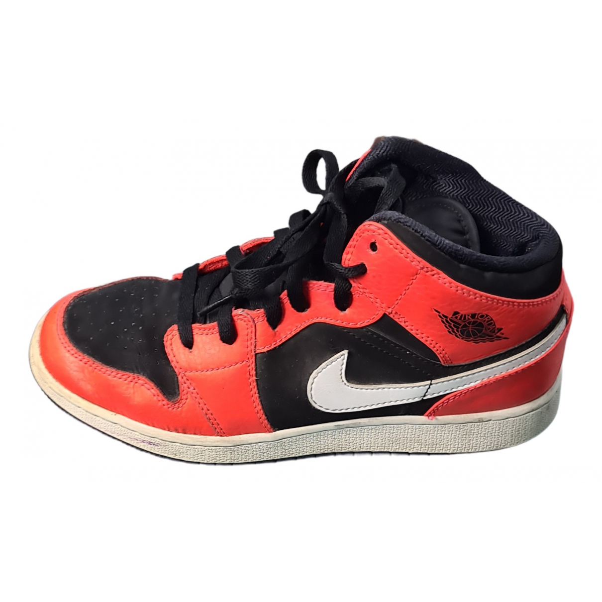 Nike \N Sneakers in Kautschuk