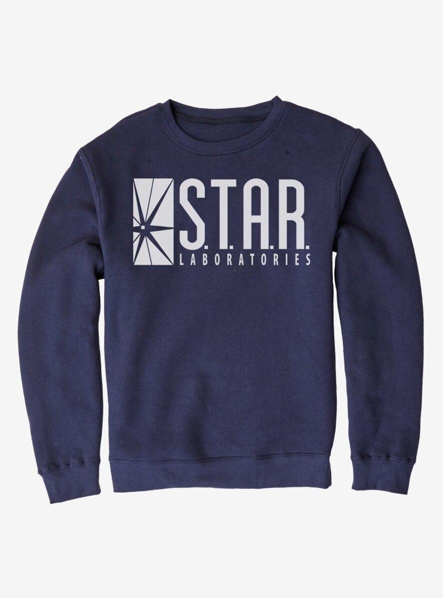 The Flash Star Laboratories Sweatshirt