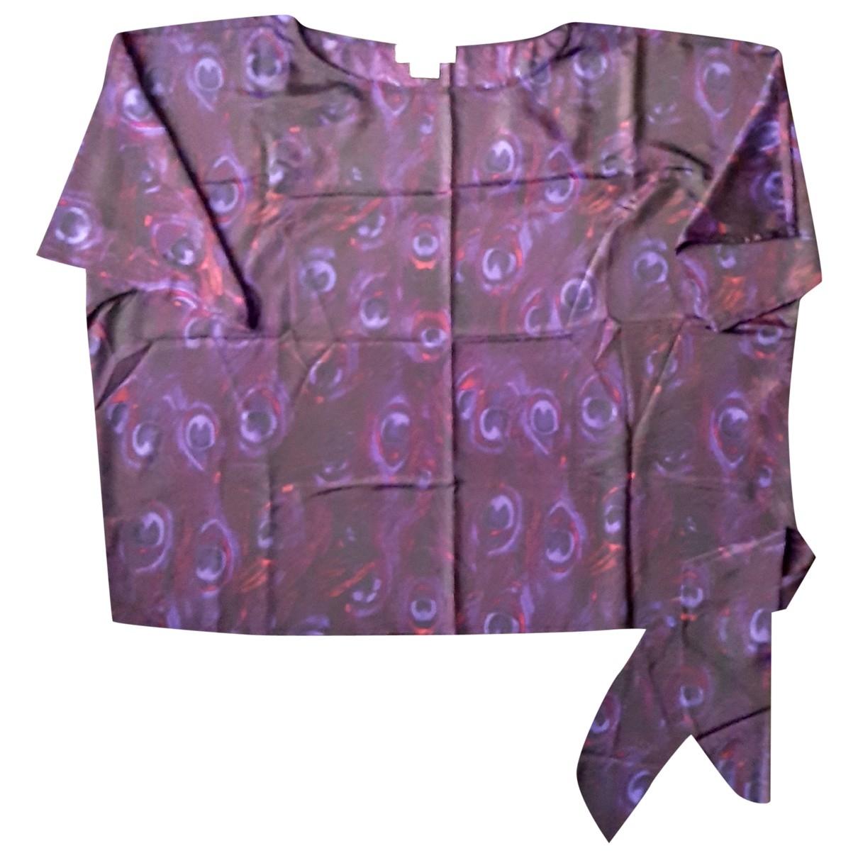 Michael Kors \N Purple  top for Women XXXL International