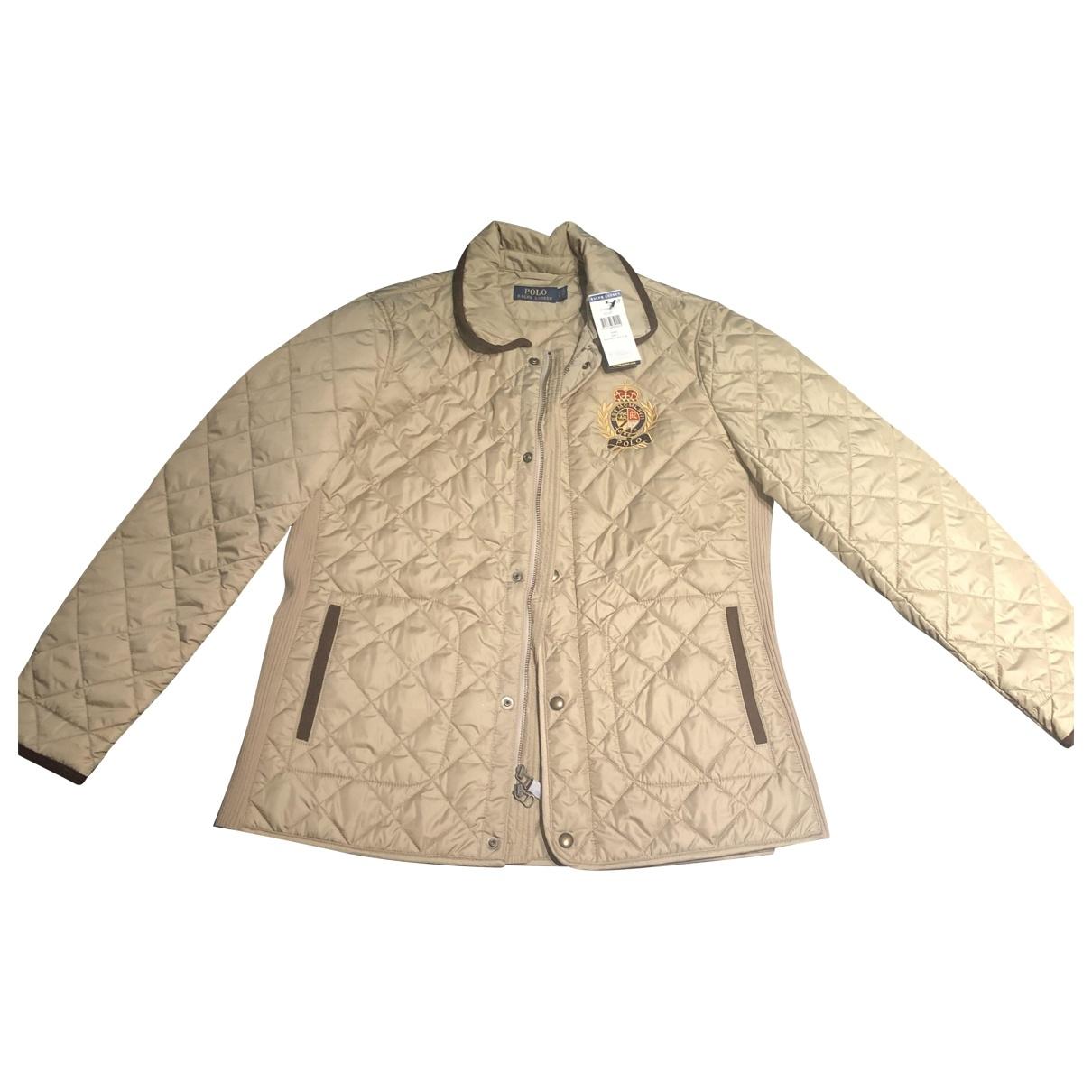 Polo Ralph Lauren \N Beige jacket for Women L International