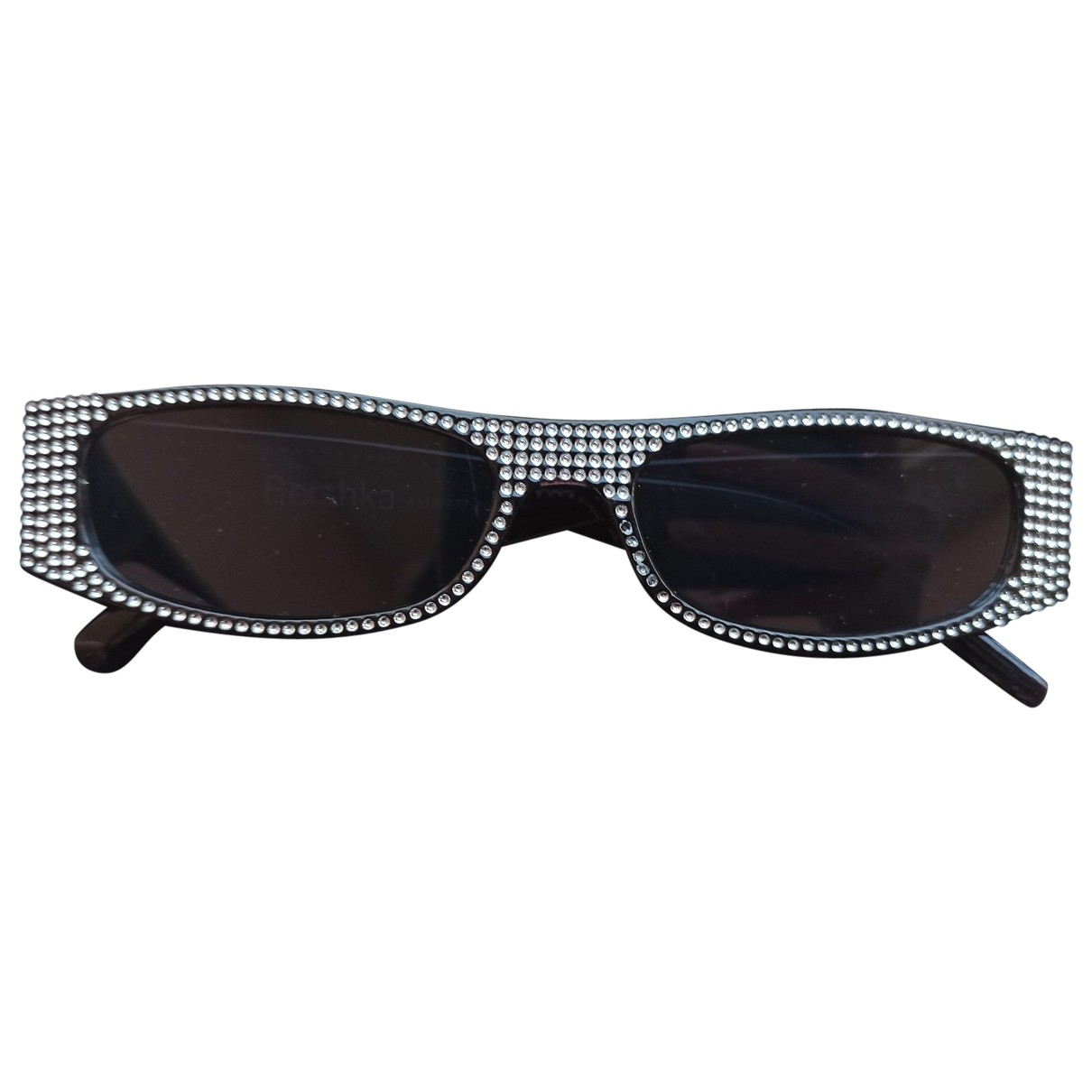 Non Signé / Unsigned \N Grey Sunglasses for Women \N