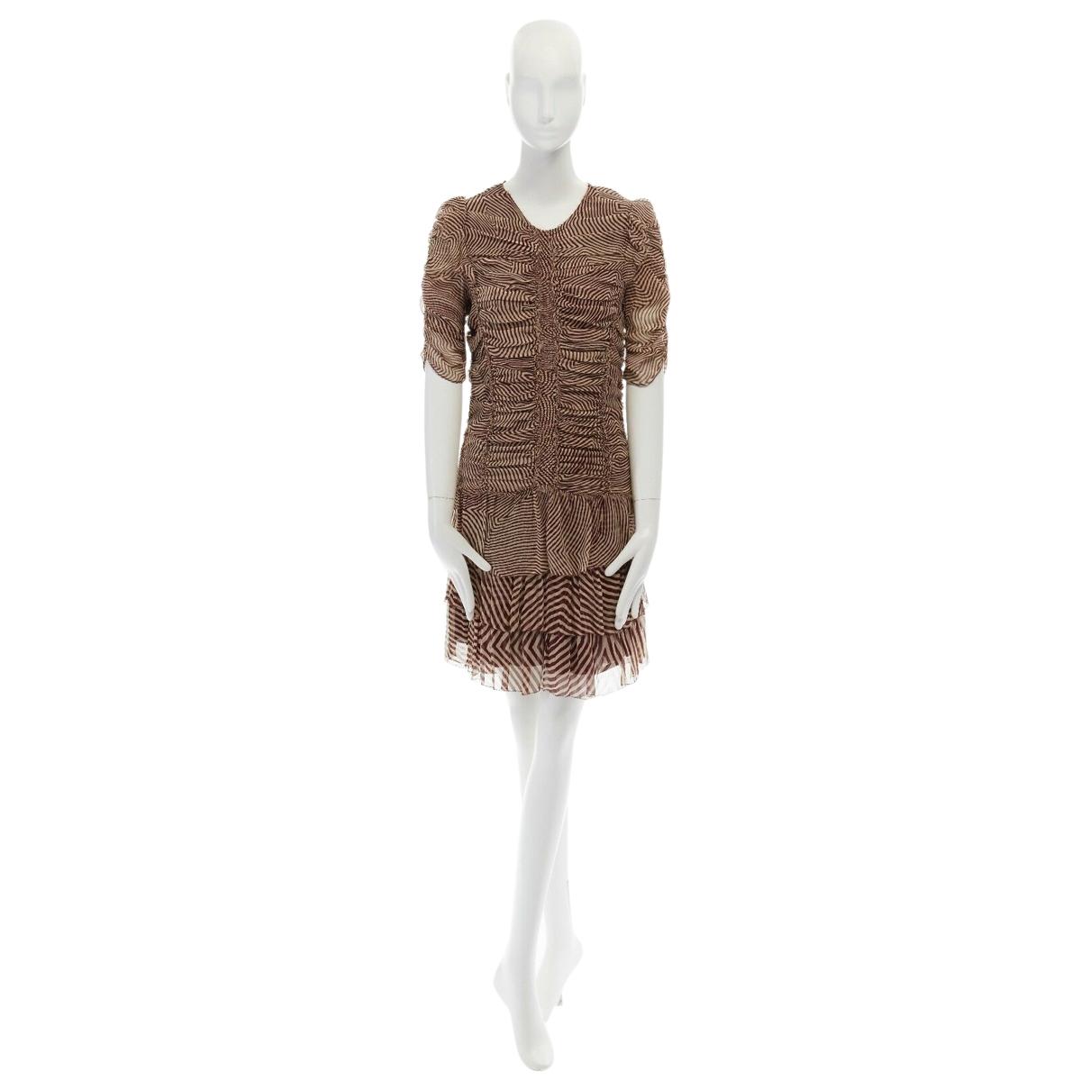 Isabel Marant Etoile - Robe   pour femme en soie