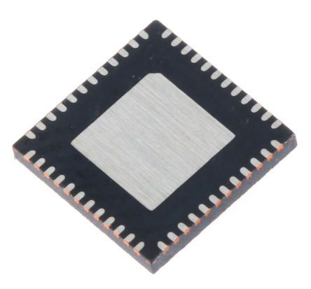 STMicroelectronics CLT01-38SQ7-TR, 8 Channel Protector, 15 → 35 V, 48-Pin QFN (5)