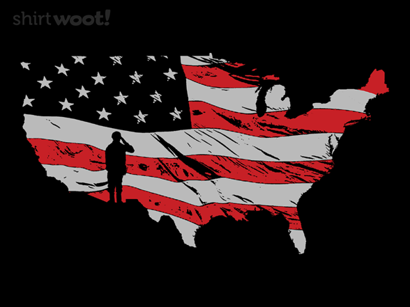 Patriot Respect T Shirt