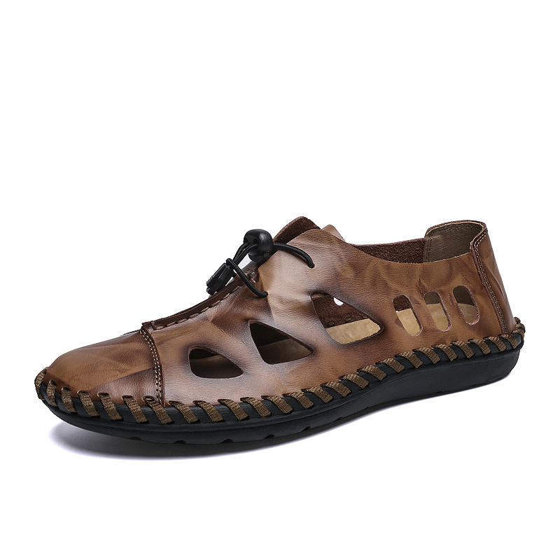Casual Breathable Hollow Out Sandals