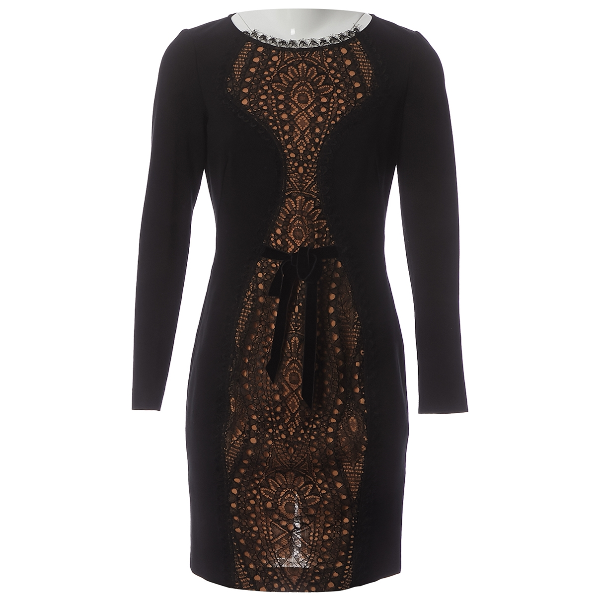 Emilio Pucci \N Black dress for Women 42 IT