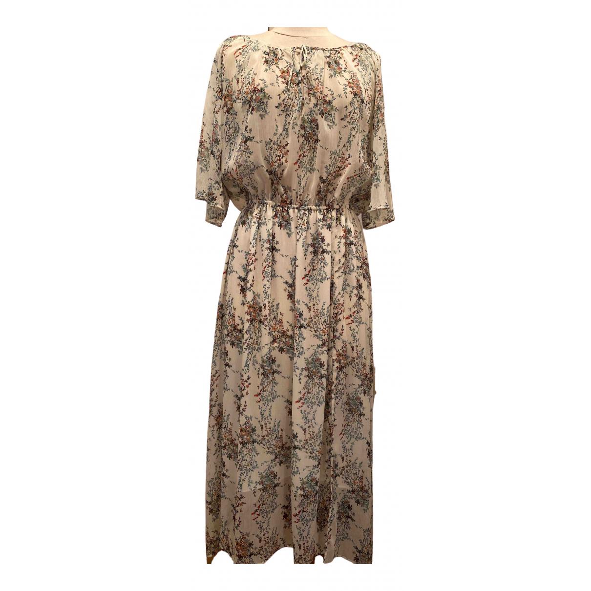 Ikks \N Khaki dress for Women 38 FR