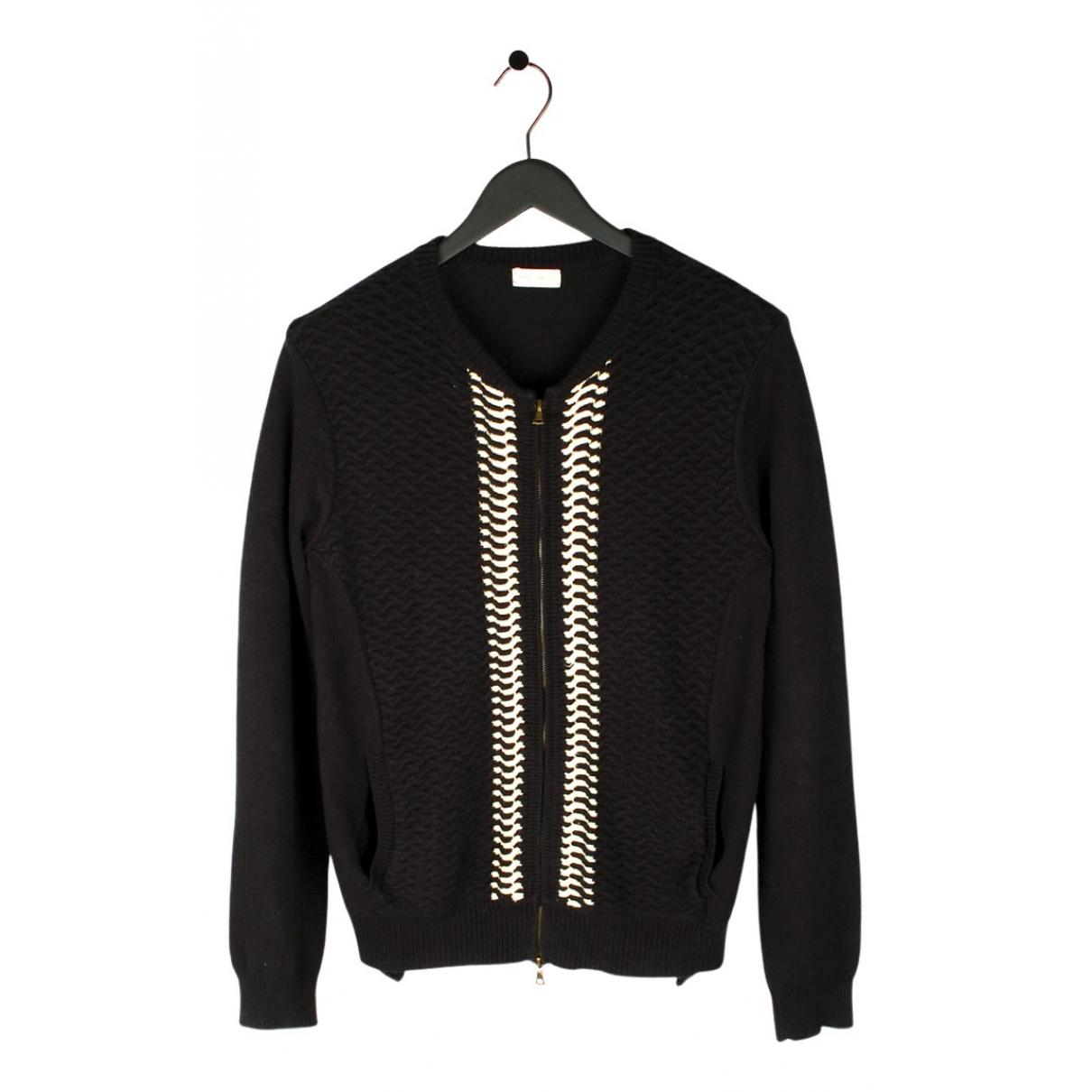 Dries Van Noten N Black Knitwear & Sweatshirts for Men M International