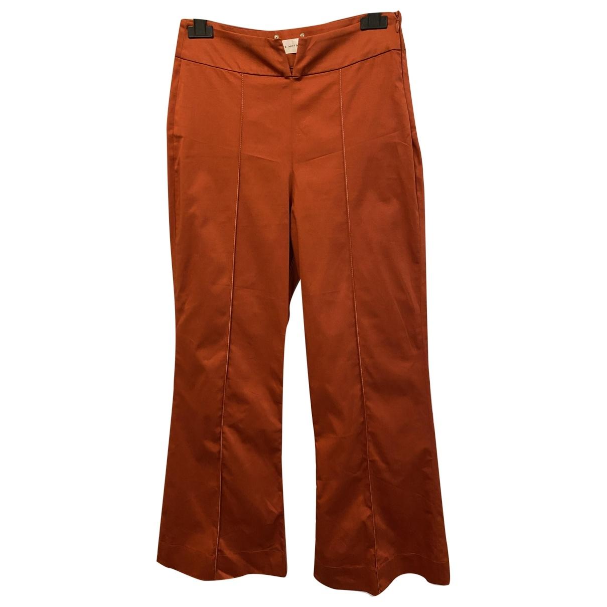 Pantalon largo Mykke Hofmann