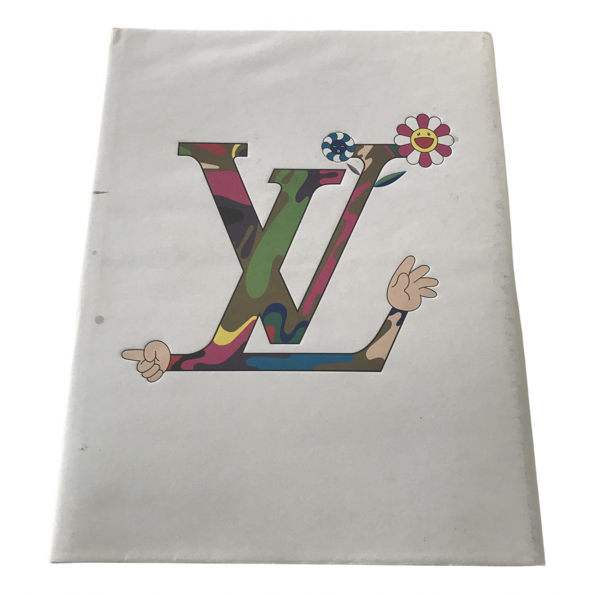 Louis Vuitton - Mode   pour lifestyle en coton - blanc