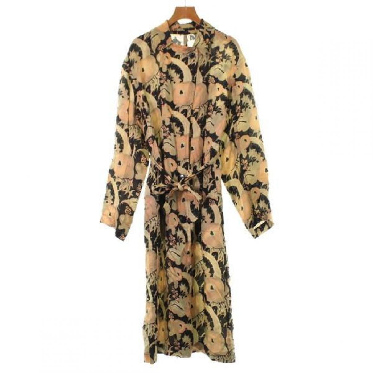 Dries Van Noten - Manteau   pour femme - multicolore