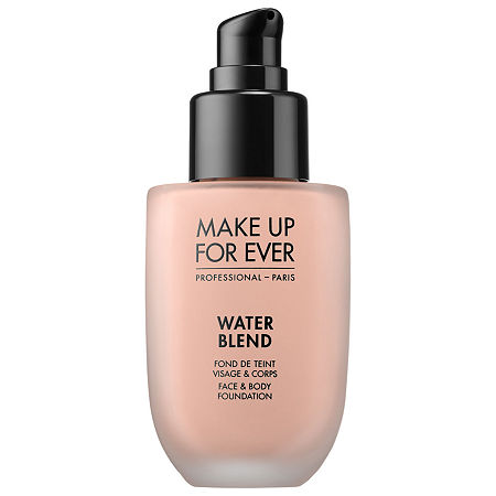 MAKE UP FOR EVER Water Blend Face & Body Foundation, One Size , No Color Family