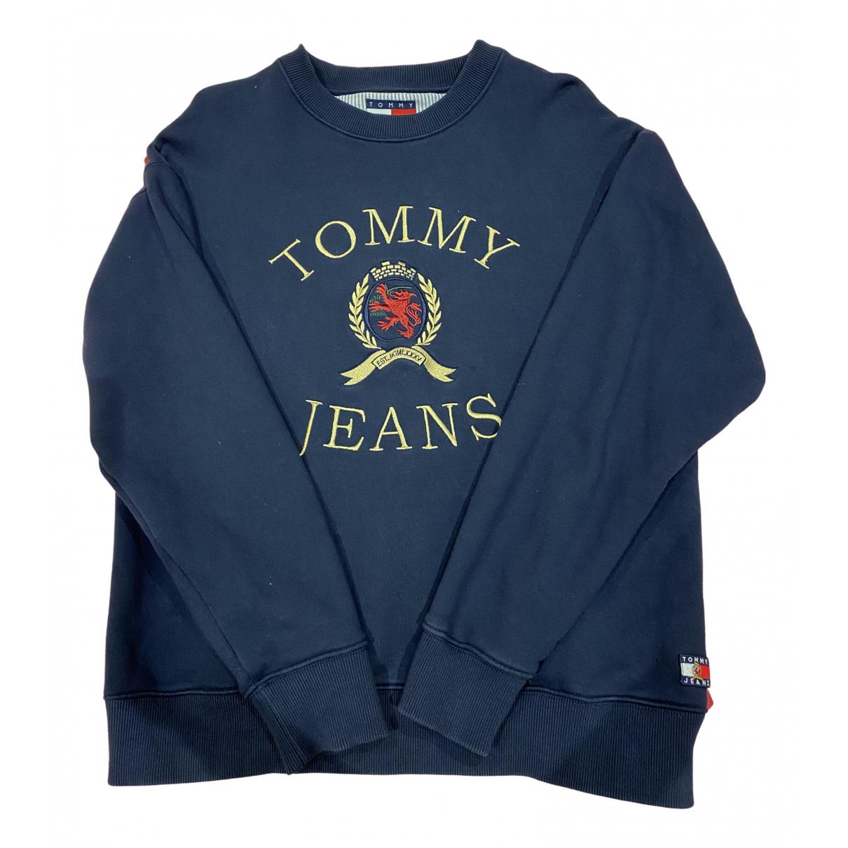 Tommy Jean - Pulls.Gilets.Sweats   pour homme - marine