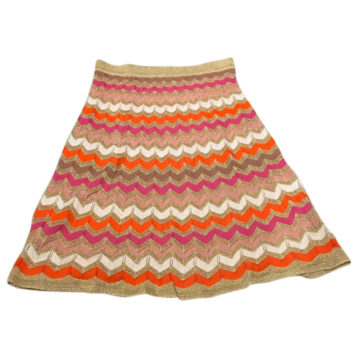 M Missoni \N Rocke in  Orange Viskose