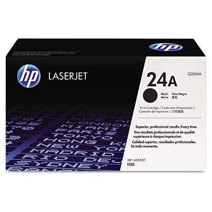 HP 24A Q2624A cartouche de toner originale noire
