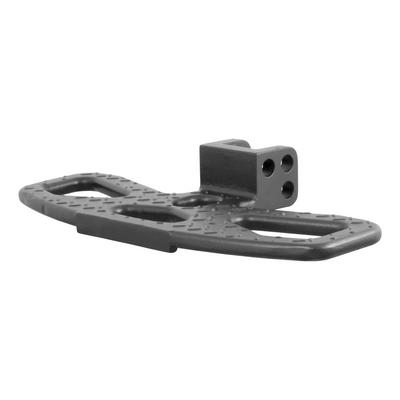 Curt Manufacturing Adjustable Channel Mount Hitch Step - 45909
