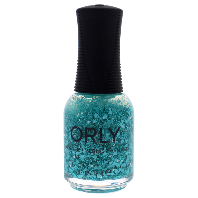 Nail Lacquer - Whats The Big Teal