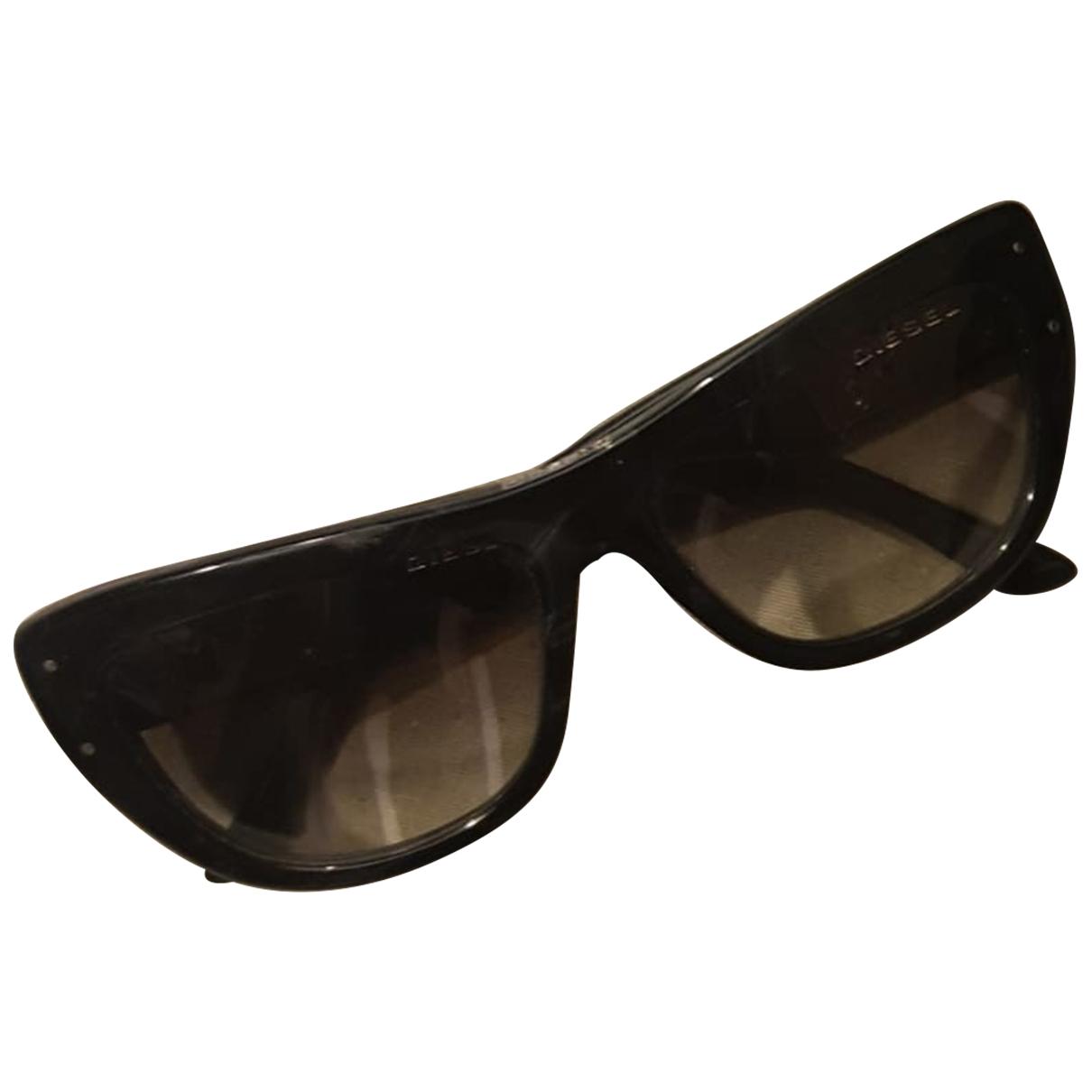 Diesel \N Sonnenbrillen Anthrazit