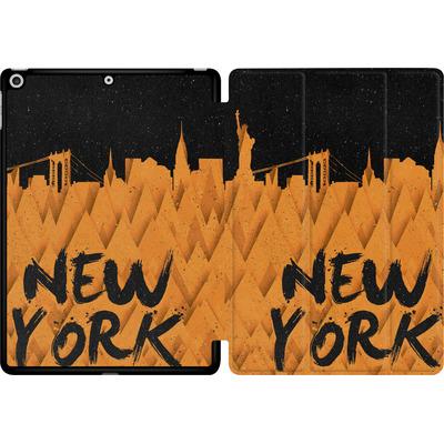 Apple iPad 9.7 (2018) Tablet Smart Case - New York City von Danny Ivan