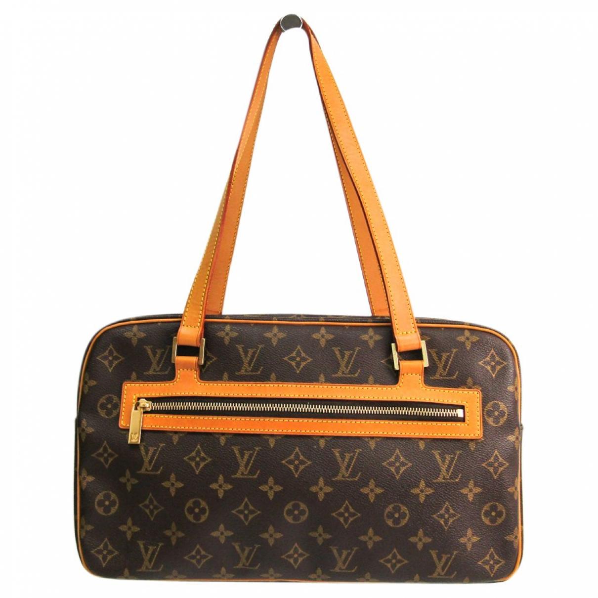 Bolso  Cite  de Lona Louis Vuitton
