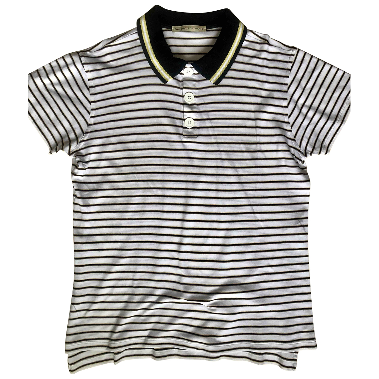 Balenciaga \N Poloshirts in  Beige Baumwolle